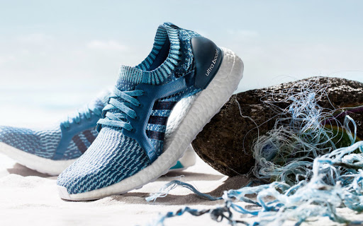 Adidas Recycled Shoes
