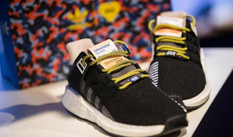 Adidas and BVG special trainers 4