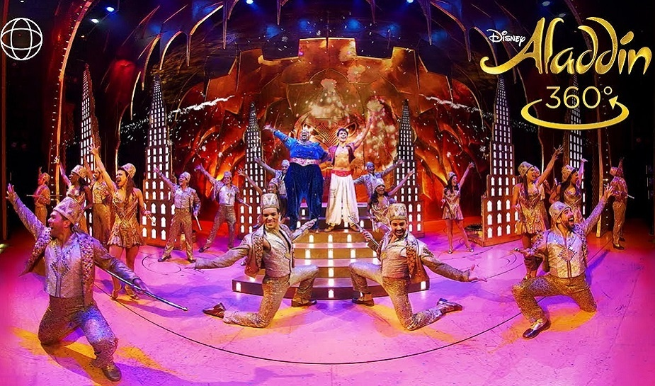 Aladdin on Broadway 8