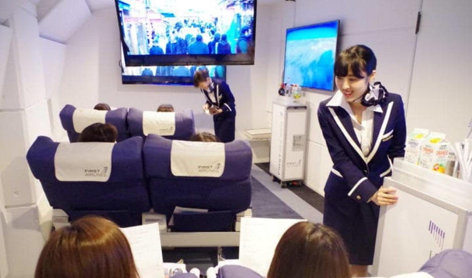 First Airlines VR 2