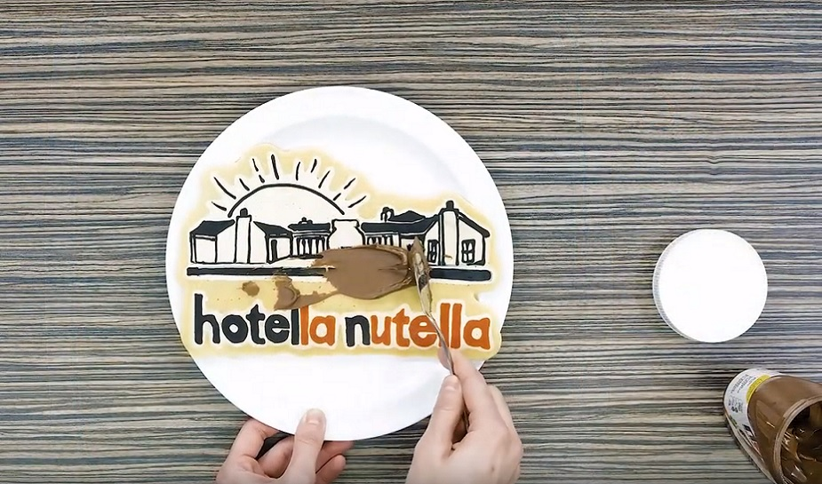 Hotella Nutella 1