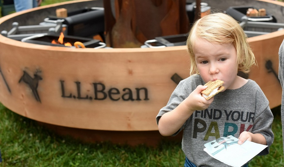 L.L. Bean Smore out of summer