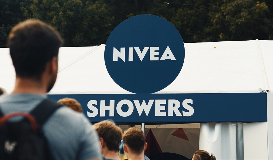 Nivea Electric Picnic Promotional Staffing