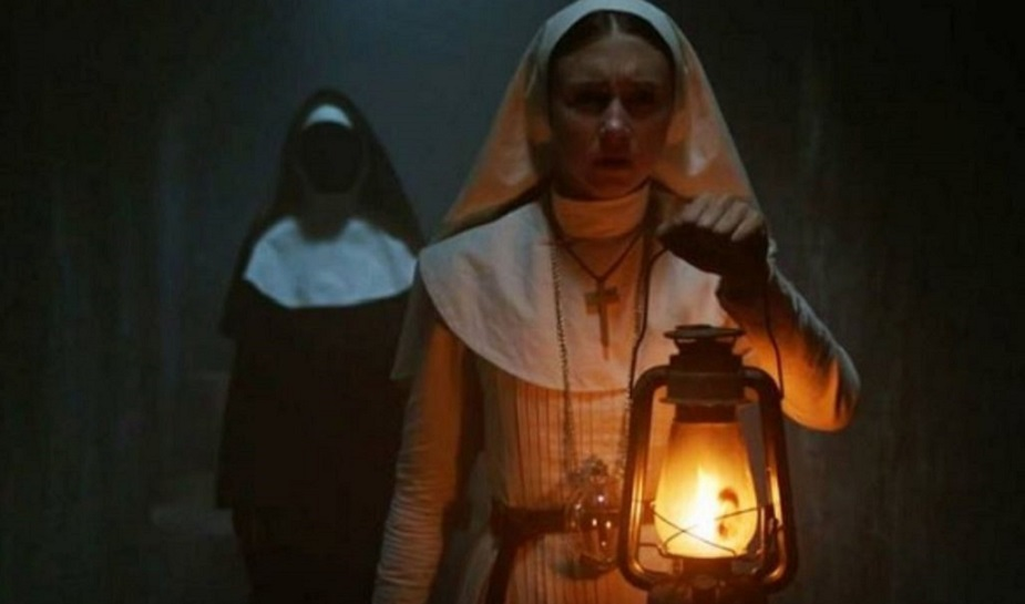 The Nun VR experience 3