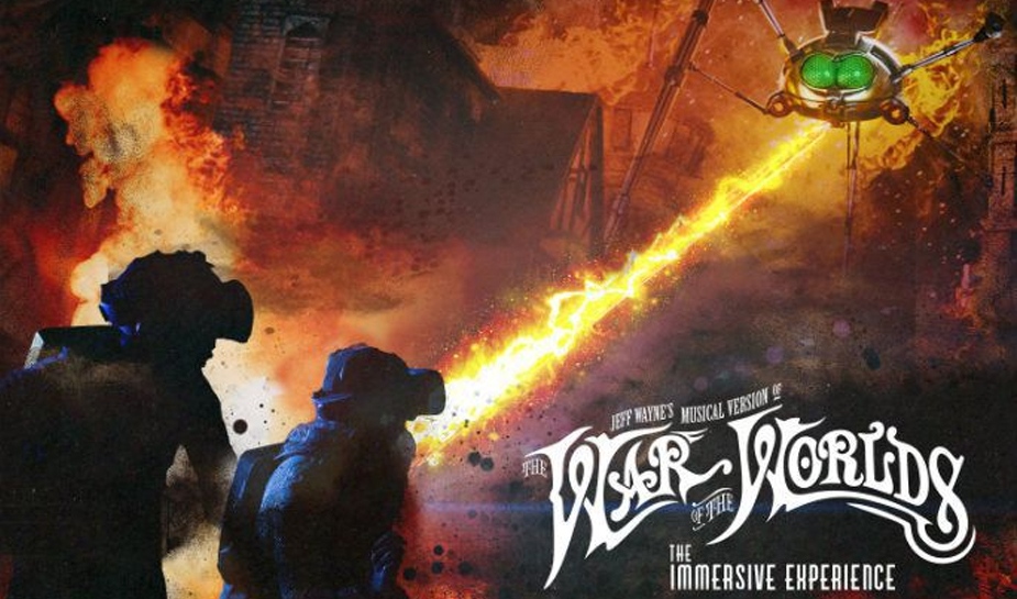 The War of the Worlds Immersive Experience. 3 (1)