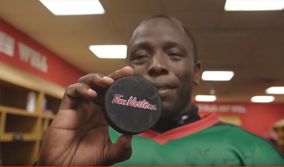 Tim Hortons and Kenya Ice Lions 4
