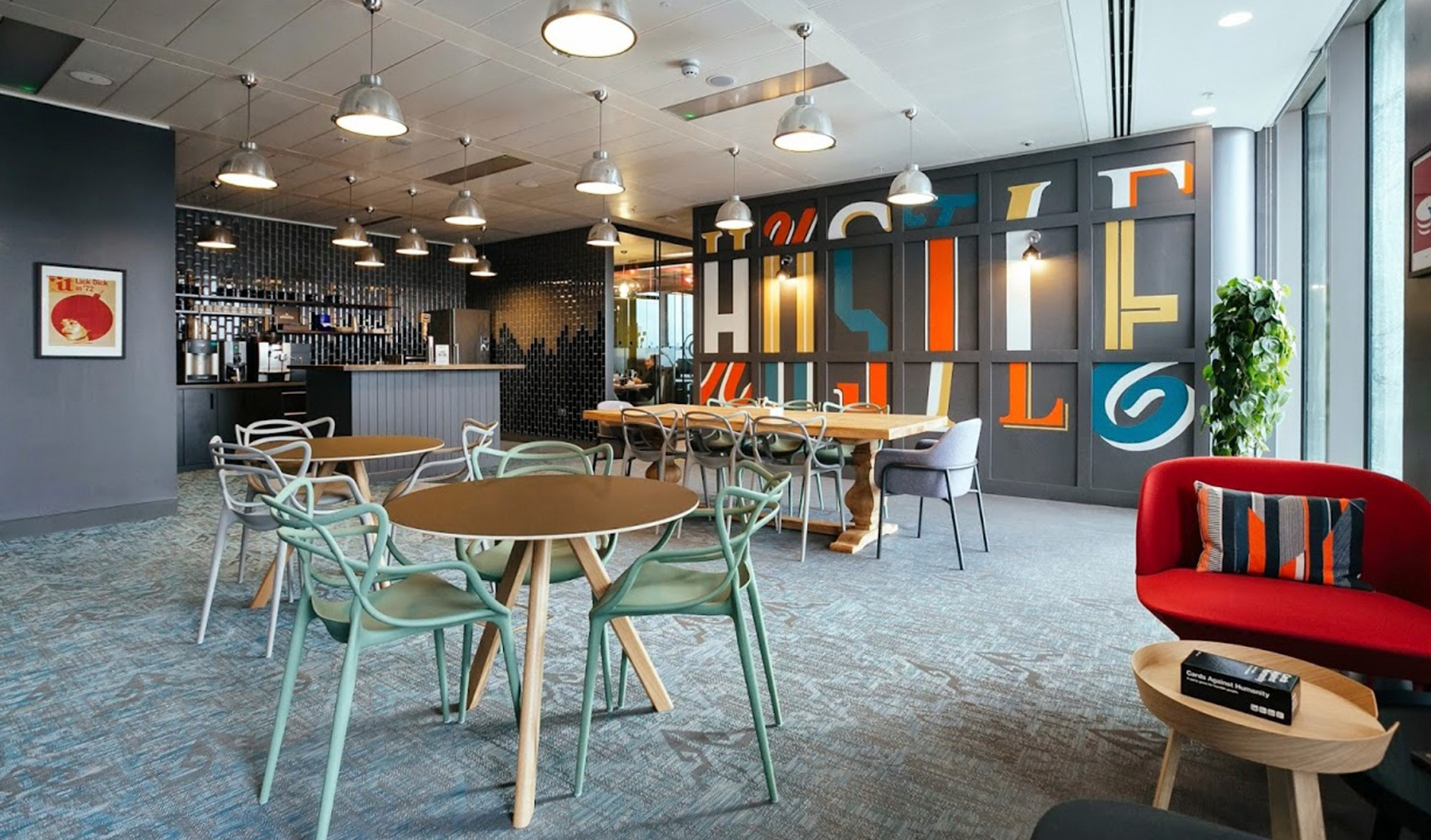 BEcause WeWork Offices London