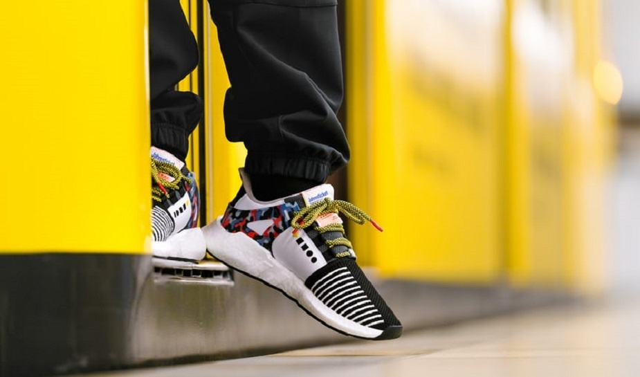 Adidas and BVG special trainers 1