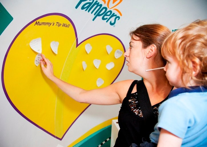 pampers_brand_experience_experiential_marketing