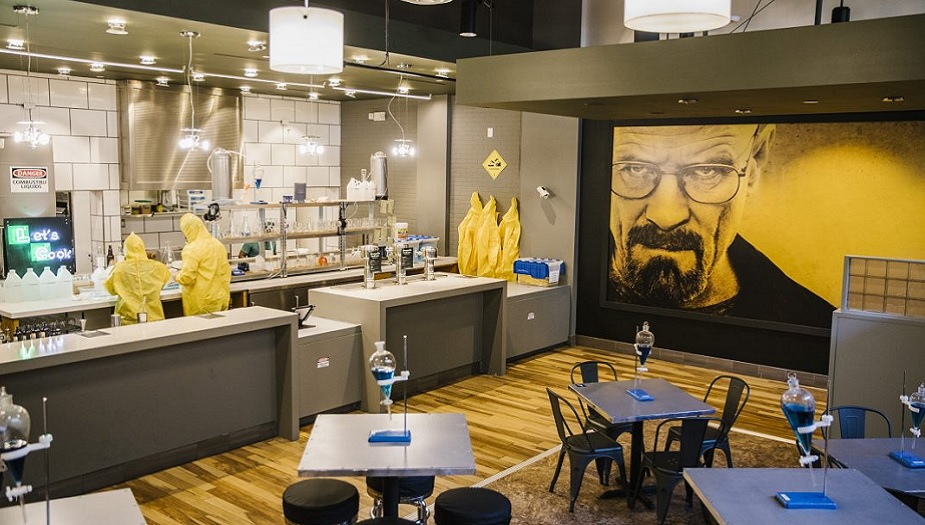 Breaking Bad Pop-Up 1