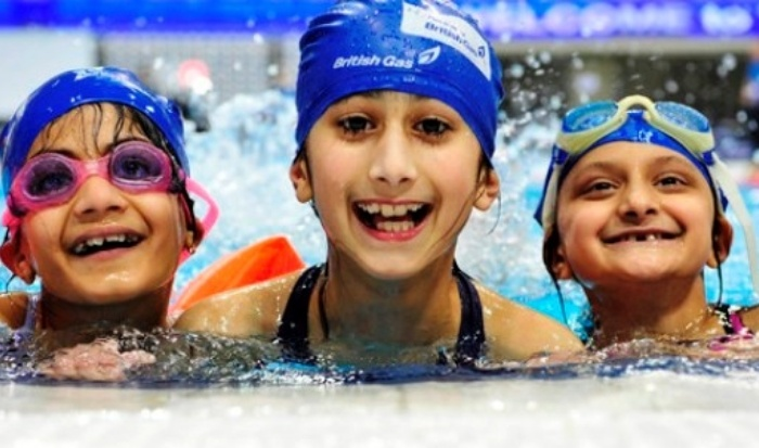 Children_from_Prince_Albert_School__Aston_at_British_Gas_Pools_4_Schools_in_the_London_Aquatics_Centre