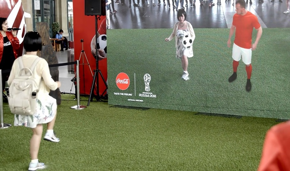 Coca Cola World Cup AR 5