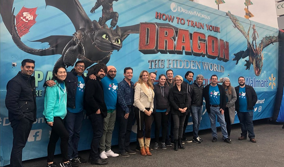 How to train your dragon VR 2