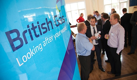 British Gas Strategic Consultants Event