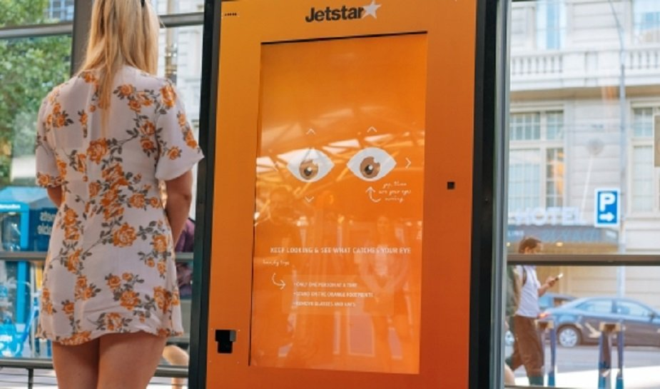 JcDecaux eye tracking 1