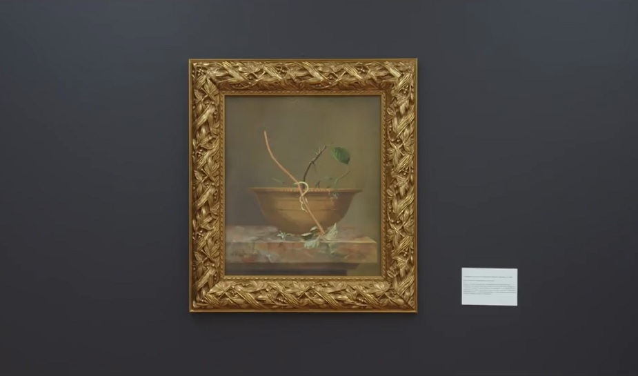 Philips Rijksmuseum fruit stunt 1