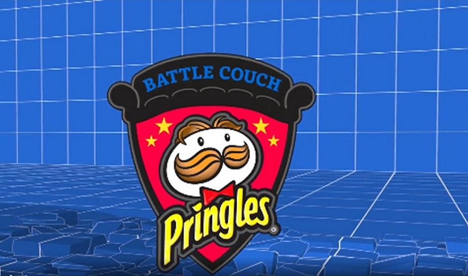Pringles Battle Couch